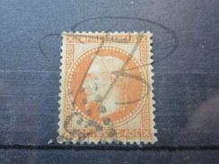VEND BEAU TIMBRE DE FRANCE N° 31 !!!! - 1863-1870 Napoléon III Lauré