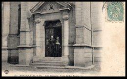 95 - MONTSOULT -- Villa Béthanie - Visite De Mgr Amette - Montsoult