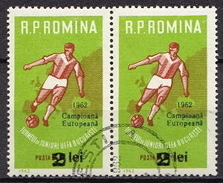 Romania Used Overprinted Stamps