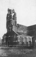 FK Lüttich, Zerstörte Kirche B. Lüttich - Belgique