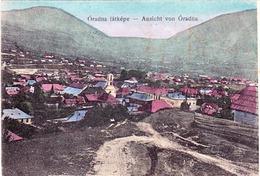 Romania - Oradna Latkepe, Ansicht Von Oradna, K.u.K. Zensurstelle 1917 - Rumänien