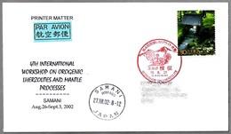 4th INTERN. WORKSHOP ON OROGENIC LHERZOLITES AND MANTLE PROCESSES. Samani, Japon, 2002 - Géologie