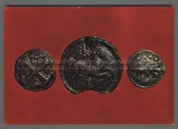 U9540 Arte MONETE FUSE ANTICA ZECCA DI LUCERA MUSEO CIVICO F. FIORELLI (m) - Monete (rappresentazioni)