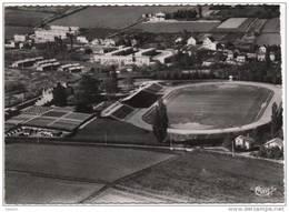 MACON - 119 - Vue Aérienne Sur Le Stade De Champlevert - Macon