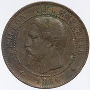 Napoléon III - 10 Centimes - 1856 MA - France