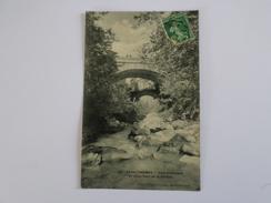 Ax-les-Thermes  Pont D'Espagne Et Vieux Pont De La Gailline - Ax Les Thermes