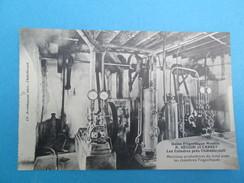 COINDRES  Usine Frigorifique SEGUIN & CARRET   Machines Productrices Du Froid - France