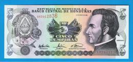 HONDURAS - 5 Lempiras 2003  SC  P-85 - Honduras