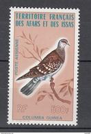 Afars Et Issas 1975,1V,birds,vogels,vögel,oiseaux,pajaros,uccelli,aves,MLH/Ongebruikt,(A3193) - Vogels