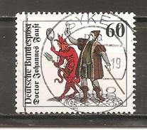 Alemania - Germany Nº Yvert Nº 875 (usado) (o) - [7] Federal Republic