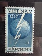 1952-53 - CERES N° 18 à 21 ** - Vietnam
