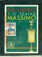 TEATRI-PALERMO-TEATRO MASSIMO - MARCOFILIA - Theater
