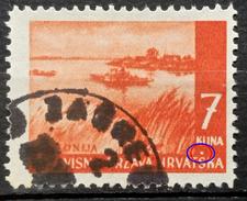 LANDSCAPES-SLAVONIJA-7 K-ERROR-DOT-NDH-CROATIA-1941 - Croatia