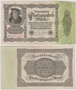 Billet Allemagne 1922 50000 Reichmark - [ 3] 1918-1933 : Repubblica  Di Weimar