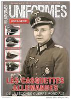 CASQUETTE ALLEMANDE GUERRE 1939 1945 UNIFORMES HORS SERIE 27 MUTZE HEER LW KM WAFFEN - 1939-45