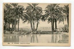 BISKRA - Bords De L'Oued - Biskra