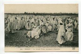 BISKRA - La Grande Priere Terminant Le Ramadan - Biskra