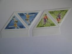 1995  Nouvelle Zélande - Yvert 1371/2 ** Sport Children's Health  Scott B 149/50  Michel 1428/9  SG 1884/5 - Nouvelle-Zélande