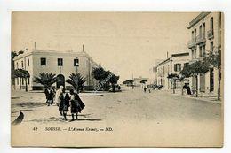 SOUSSE - L'Avenue Krantz - Tunisia