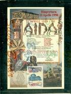 TEATRI-PALERMO-TEATRO MASSIMO - MARCOFILIA-OPERE-AIDA-GIUSEPPE VERDI - Theater