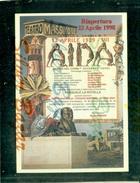 TEATRI-PALERMO-TEATRO MASSIMO --OPERE-AIDA-GIUSEPPE VERDI - Theater
