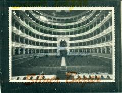 TEATRI-PALERMO-TEATRO MASSIMO --MARCOFILIA-FILIPPO BASILE - Theater