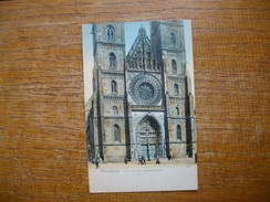 Nürnberg , Portal Der Lorenzkirche - Nuernberg