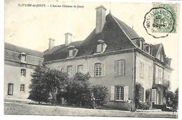 SAINT JULIEN DE JONZY - L'ancien Château De Jonzy - France