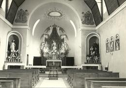 Ponte Arche Fraz. Di Comano Terme (Trento, Trentino) Chiesa Parrocchiale, Interno, Eglise, Church - Trento