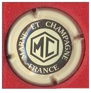 MU019: Champagne MARNE Et CHAMPAGNE Crème - Marne Et Champagne
