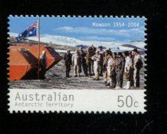 395076246 AUSTRALIAN ANTARCTIC TERRITORY 2004  POSTFRIS MINT YVERT 157 - Territoire Antarctique Australien (AAT)