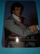 Pocket Calendar Sylvester Stallone - Calendarios