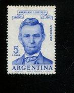440123956 ARGENTINIE DB 1960 POSTFRIS MINTNEVER HINGED POSTFRIS NEUF YVERT 618 - Ungebraucht