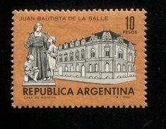 423627017 ARGENTINIE DB 1966 POSTFRIS MINTNEVER HINGED POSTFRIS NEUF YVERT 777 - Argentinien