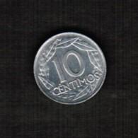 SPAIN  10 CENTIMOS 1959 (KM #790) - [ 5] 1949-… : Kingdom