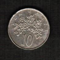 JAMAICA  10 CENTS 1977 (KM #47) - Jamaica
