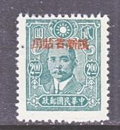 CHINA  SINKIANG  171  * - Sinkiang 1915-49