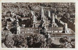 Notre France Lointaine: Cambodge - Angkor-Vat - Le Temple, Les Splendeurs Du 12e Siècle De L'Art Khmer - Cambodia