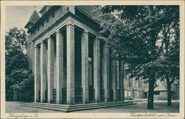 AK Königsberg Kaliningrad, Kantgrabstätte Am Dom, Ca. 1920er Jahre (23504) - Ostpreussen