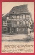 Goslar - Bergstrass , Altes Hau Vo 1573 -  1904 ( Verso Zien ) - Goslar