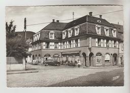 CPSM MUNSTER (Haut Rhin) - Hôtel Des Vosges - Munster