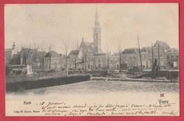 Veere - Kade  - 1905 ( Verso Zien ) - Veere