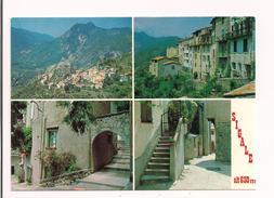 Oo Sigale : 4 Vues Du Village Et De Ses Ruelles - Carte Neuve - - Autres Communes
