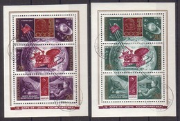 Sowjetunion , Block 85/86 , O    (3685)