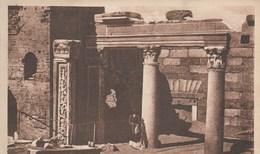 11994) LEPTIS MAGNA HOMS ROVINE PALAZZO SETTIMIO SEVERO NON VIAGGIATA - Libia