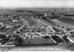 CPSM Dentelée - CORBAS (69) - Vue Aérienne Du Bourg Et Des Cités En 1968 - Autres Communes