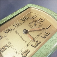 *REVEIL BAYARD - Horlogerie Vintage Heure Horloger - Alarm Clocks