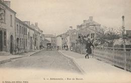 BETHENIVILLE  Rue De Munet - Bétheniville