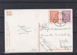 Lituanie - Carte Postale De 1932 - Exp Vers Gand En Belgique