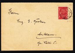 Lituanie - Carte Postale De 1936 - Oblit Klaipeda - Exp Vers L'Allemagne - Bovins - Agriculteur - Couronne - Lithuania